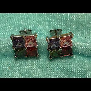 Jewelry - Multicolor Stud Earrings